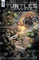 Teenage Mutant Ninja Turtles Universe #16